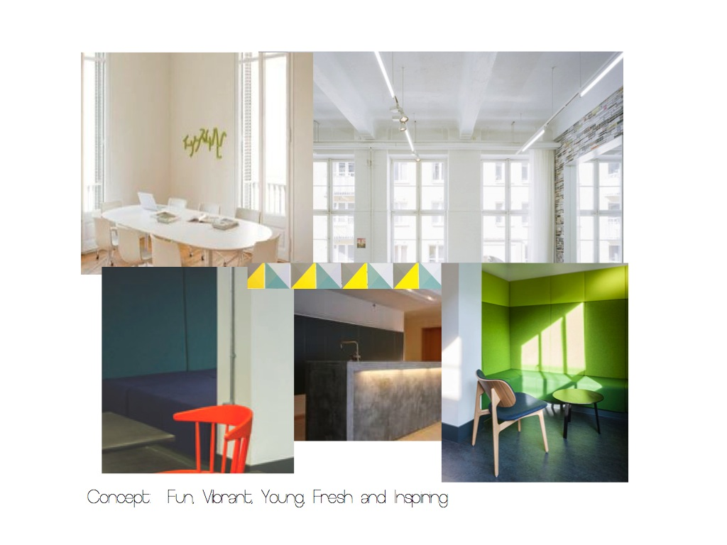 Office Design for Creative Agency